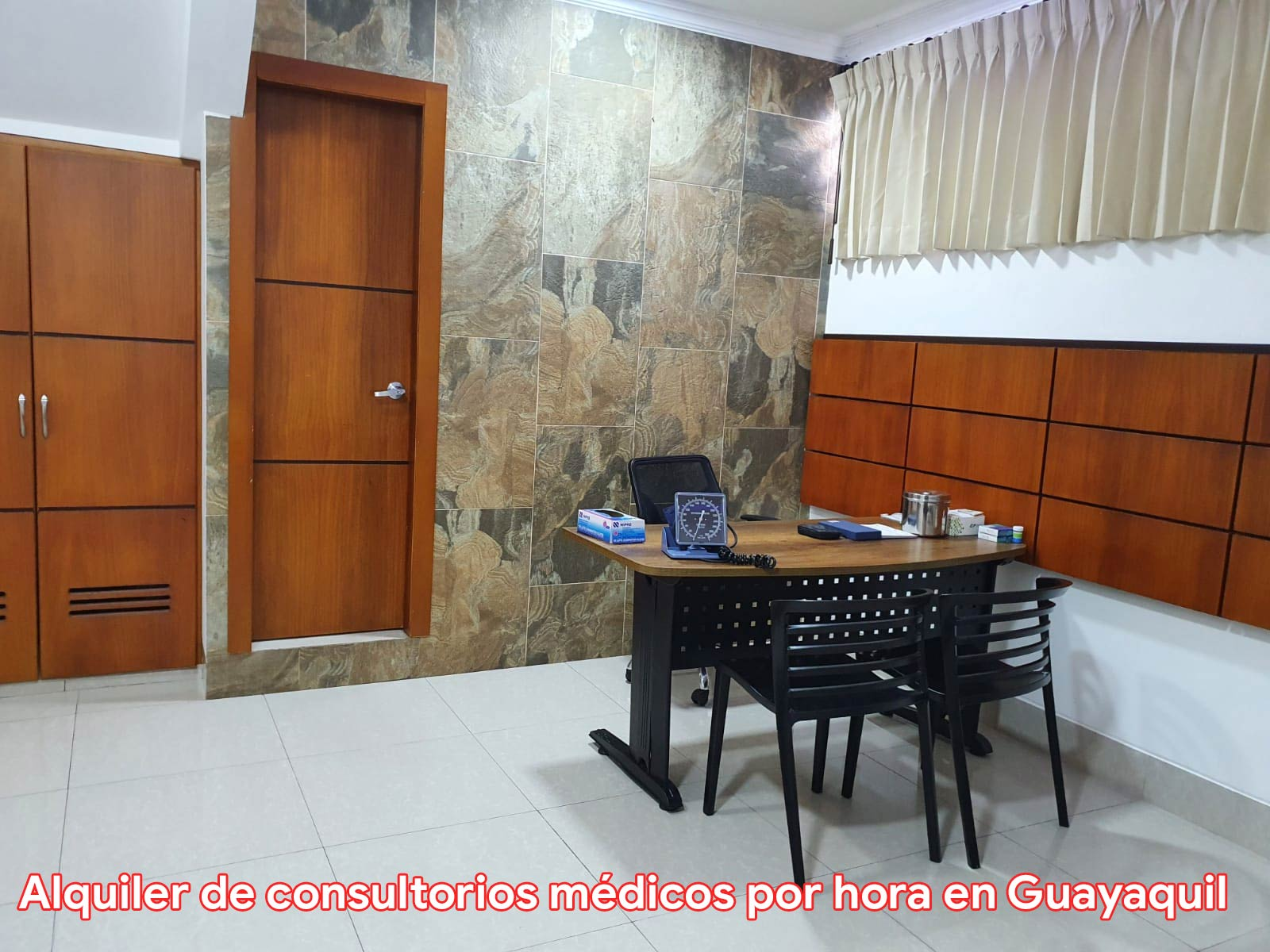 coworking médico Guayaquil